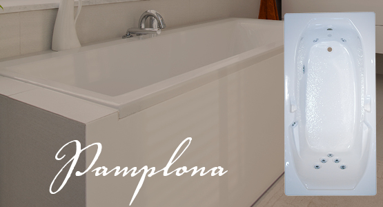 Pamplona Bath Tub