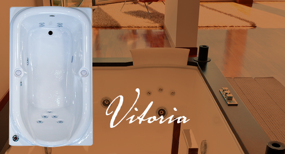 Vitoria Bath Tub