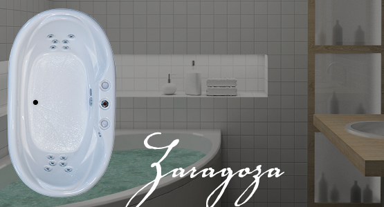 Zaragoza Bath Tub